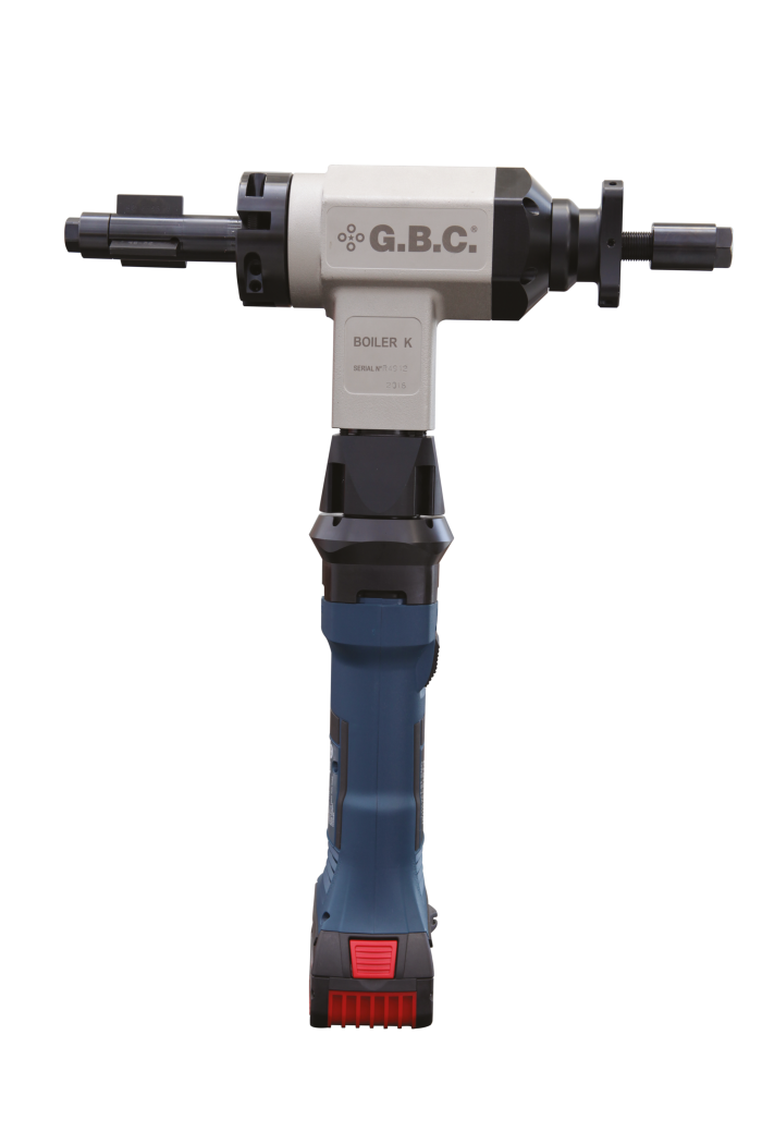 fresatubi GBC Boiler K