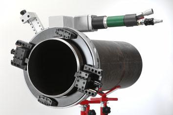 pipe cold cutting machine GBC MCA