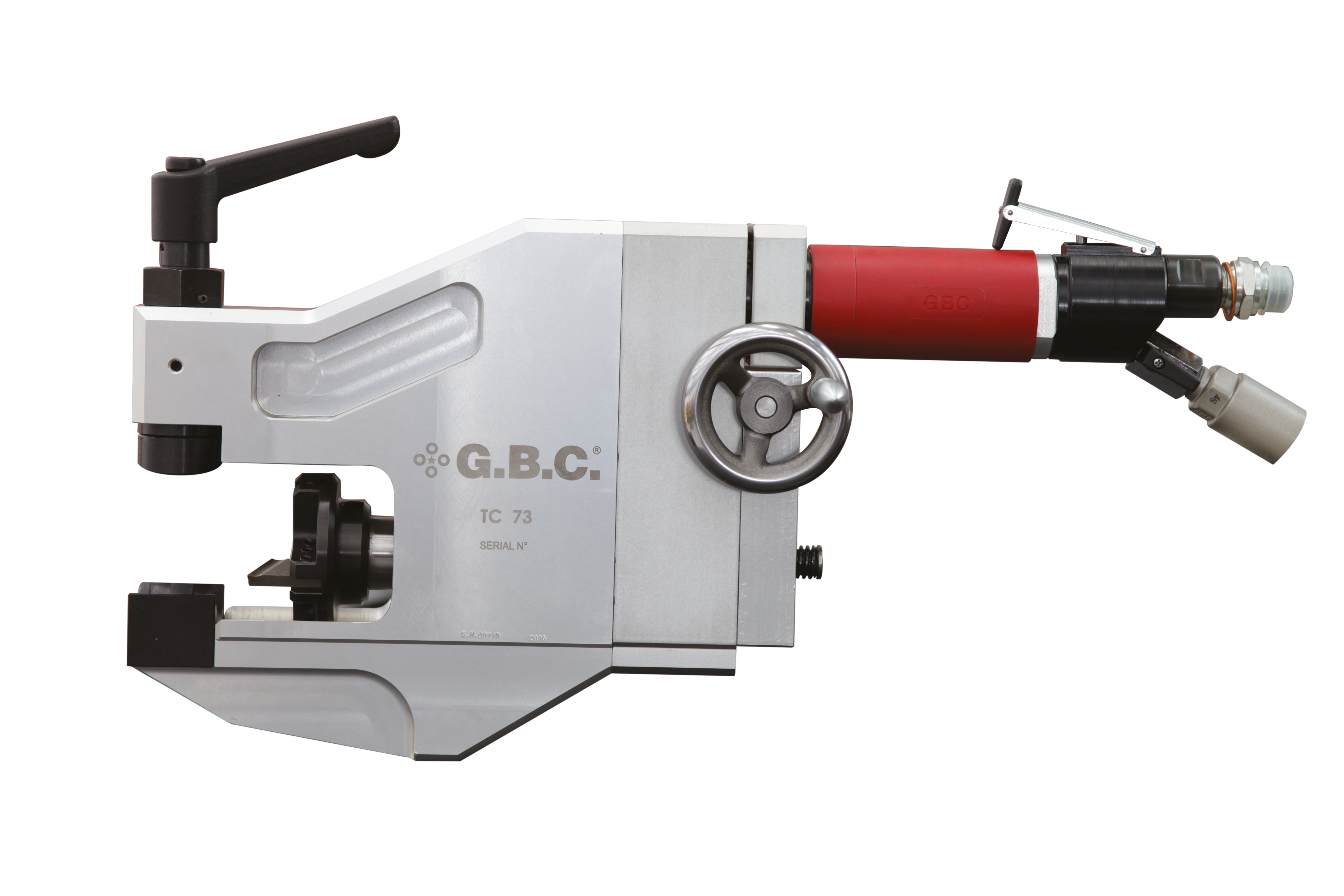 Fresatubi GBC TC73