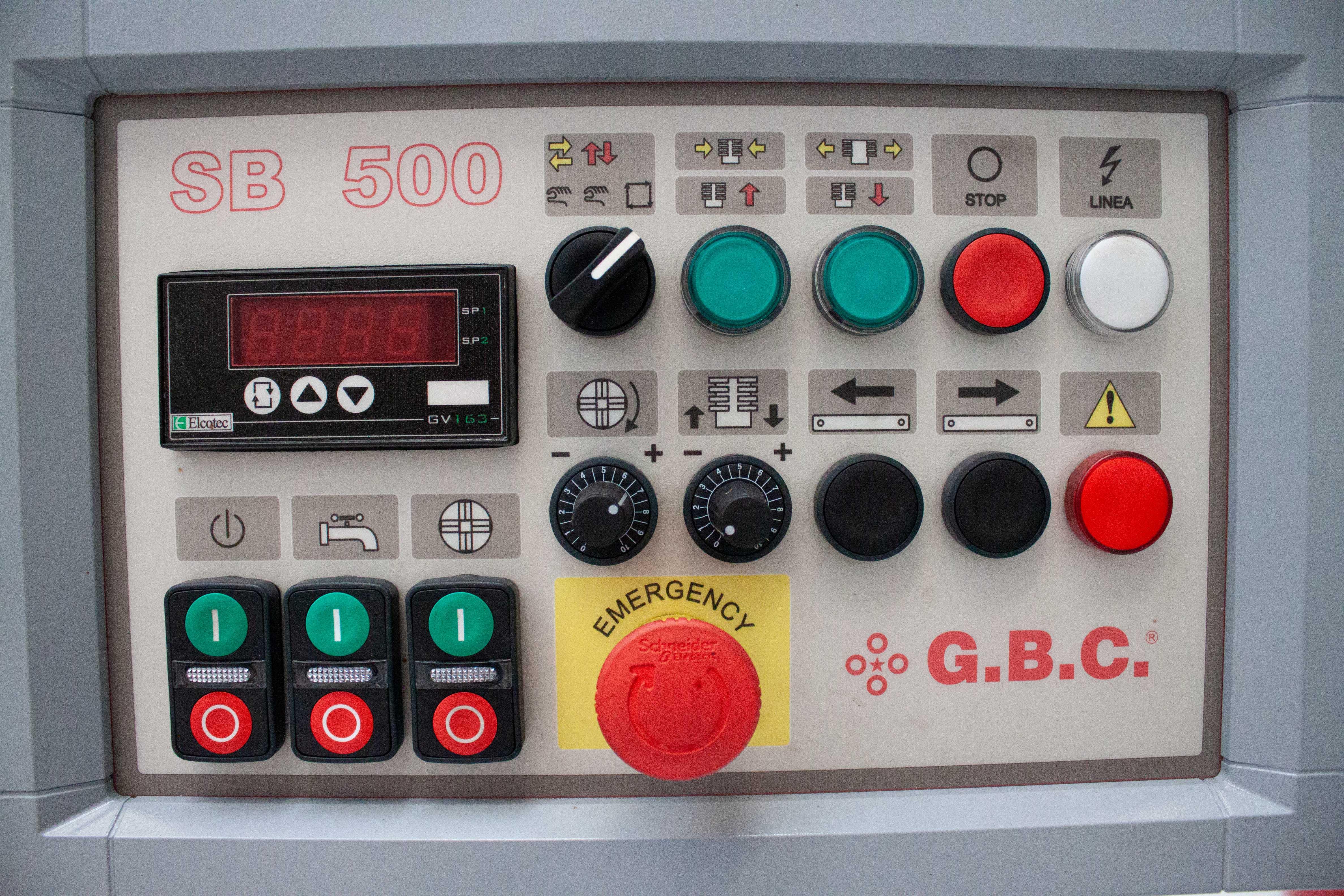 macchina fresatubi stazionaria SB500