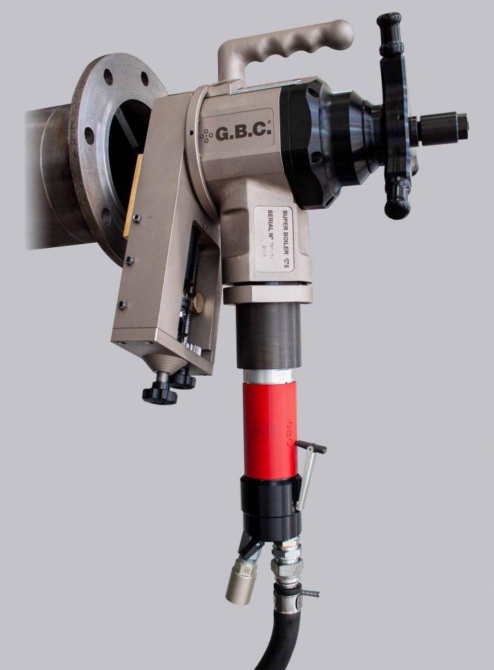 macchina per flange GBC Superboiler T5 Flange