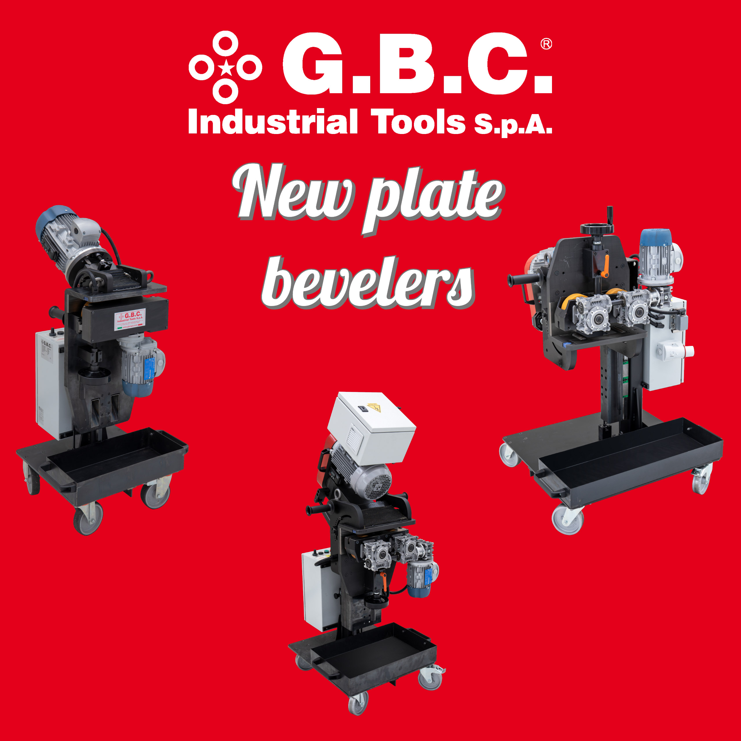 new plate bevelers