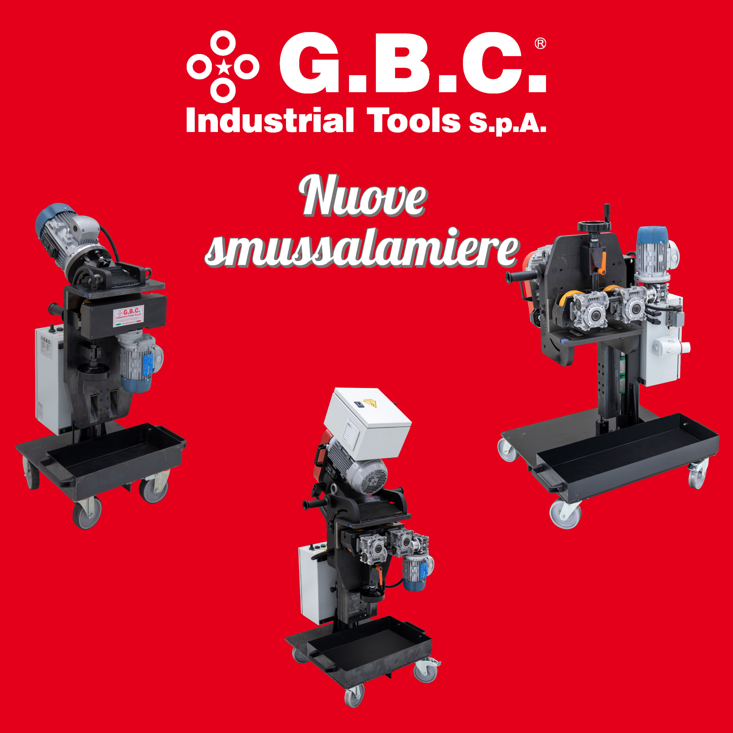 GBC - nuove smussalamiere